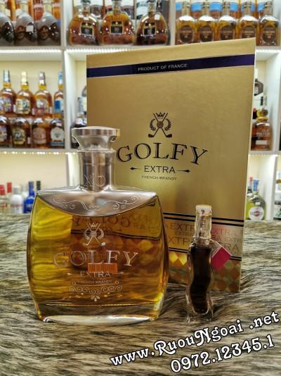 Rượu Brandy Golfy Extra