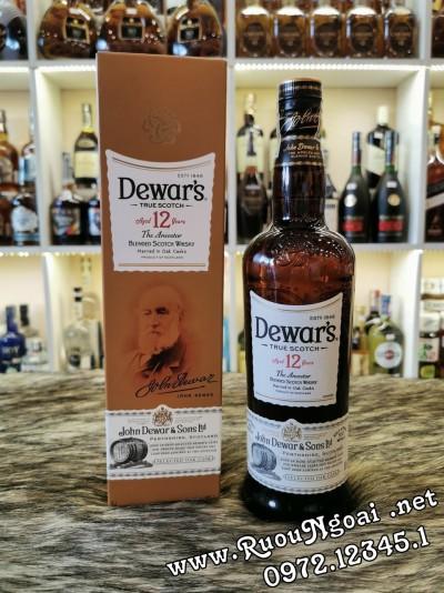 Rượu Dewar's 12YO