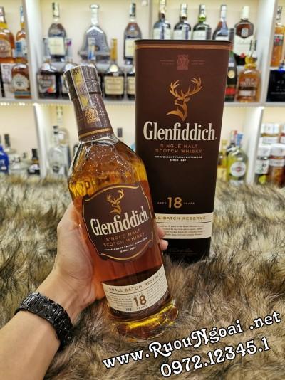 Rượu Glenfiddich 18YO