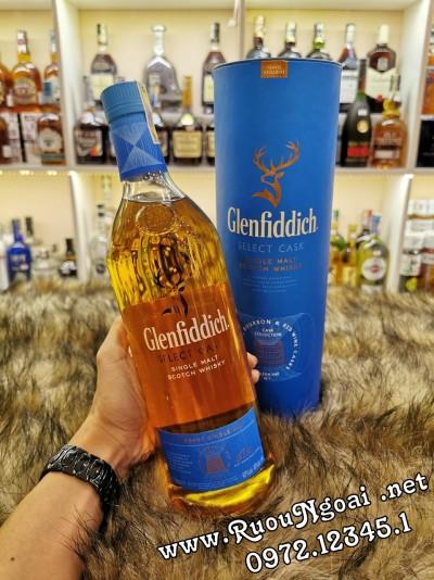 Rượu Glenfiddich Select Cask No1