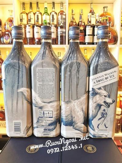 Rượu Johnnie Walker A SONG OF ICE