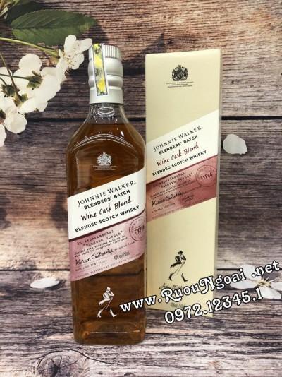 Rượu Johnnie Walker Wine Cask Blend