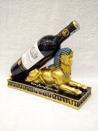Kệ Rượu Vang Nhân Sư