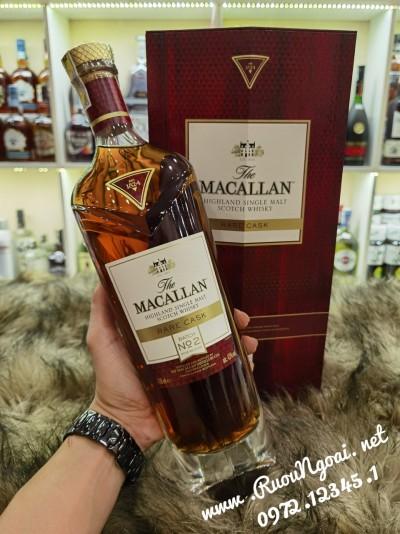 Rượu Macallan Rare Cask No2