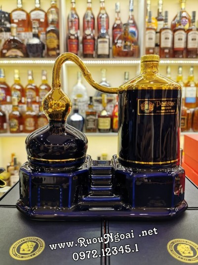 Bình Nấu Rượu Passion Extra Cognac