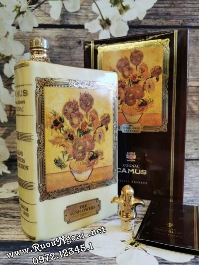 Rượu Camus Van Gogh 'Sunflowers'