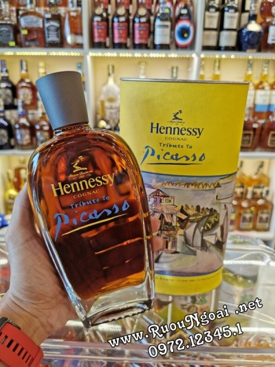 Rượu Hennessy Tribute to Picasso