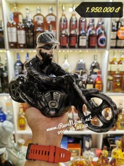 Rượu Nga Brandy XO Xe Moto