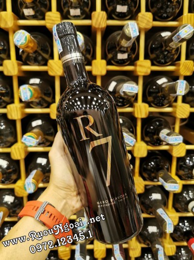 Rượu Vang R7 Primitivo Puglia