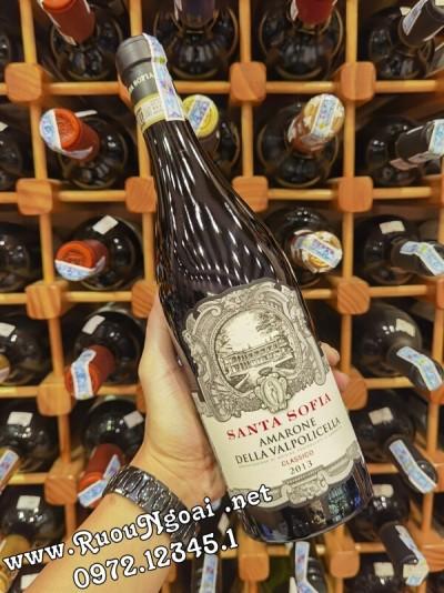 Rượu Vang Santa Sofia Amamaarone Della Valpolicella