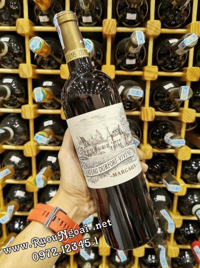 Rượu Vang Chateau Durfort Vivens