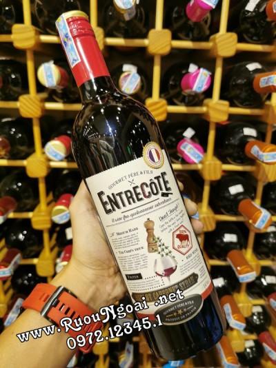 Rượu Vang Entrecote