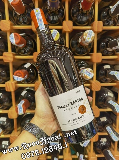 Rượu Vang Thomas Barton Reserve Margaux