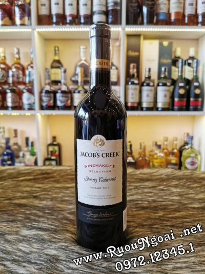 Rượu Vang Jacob's Creek Shirah Cabernet