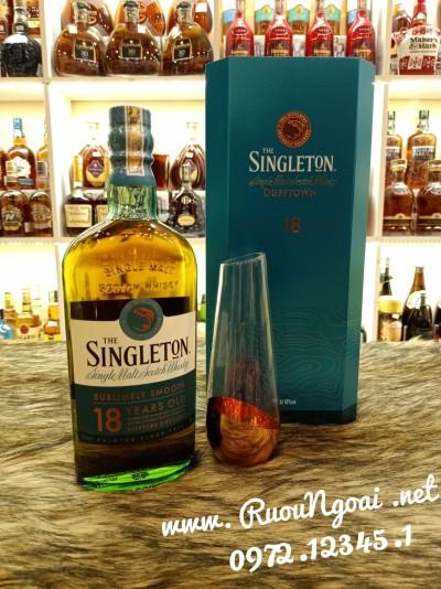 Rượu Singleton 18 Năm Hộp Quà Tết 2021