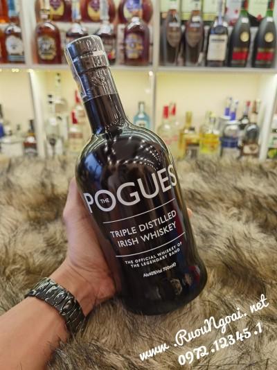 Rượu Pogues Irish Single Malt